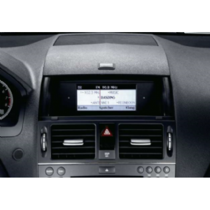 mercedes ntg4 w204 comand aps navigation sat nav update. Black Bedroom Furniture Sets. Home Design Ideas